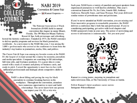 Recap: NABJ 2019 Convention & Career Fair