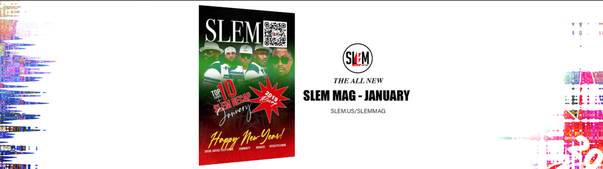 SLEM MAG – JANUARY (Happy New Year)