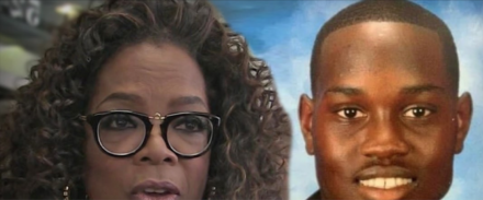OPRAH WINFREY Pays Respects to Ahmaud Arbery & Family w/ Surprise Call & Gift